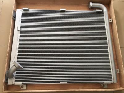 PC200-6 6D95液压油散热器