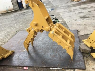 60挖机抓木器