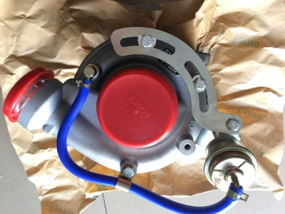 EC240 增压器