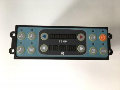 中联205E 空调控制面板
