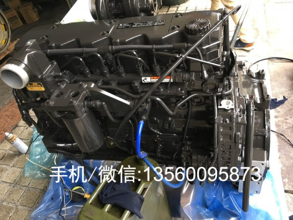 康明斯QSB6.7改PC200-8 6D107发动机