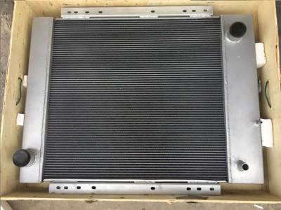 彭浦210-5挖掘机水箱