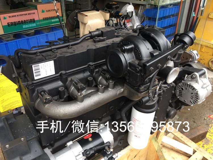 康明斯6CT8.3改PC360-7 6D114发动机