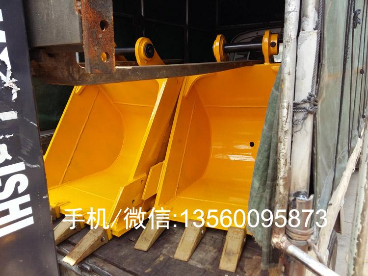 小松PC60加厚挖斗送货