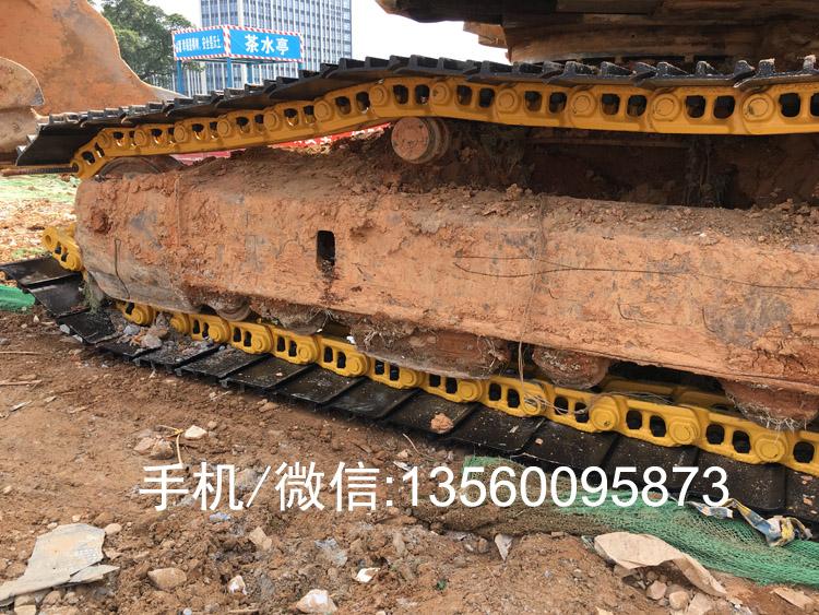 上工地装JCM921挖掘机链条