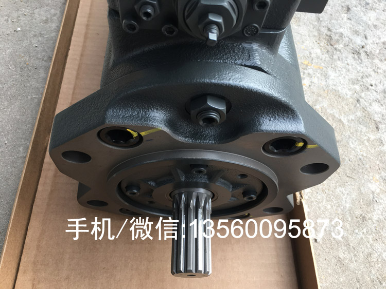PC200-5改K3V112DT液压泵